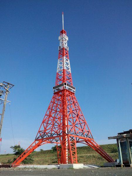 工場設置 島田タワー